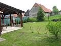 Chalupa Važec - Záhrada